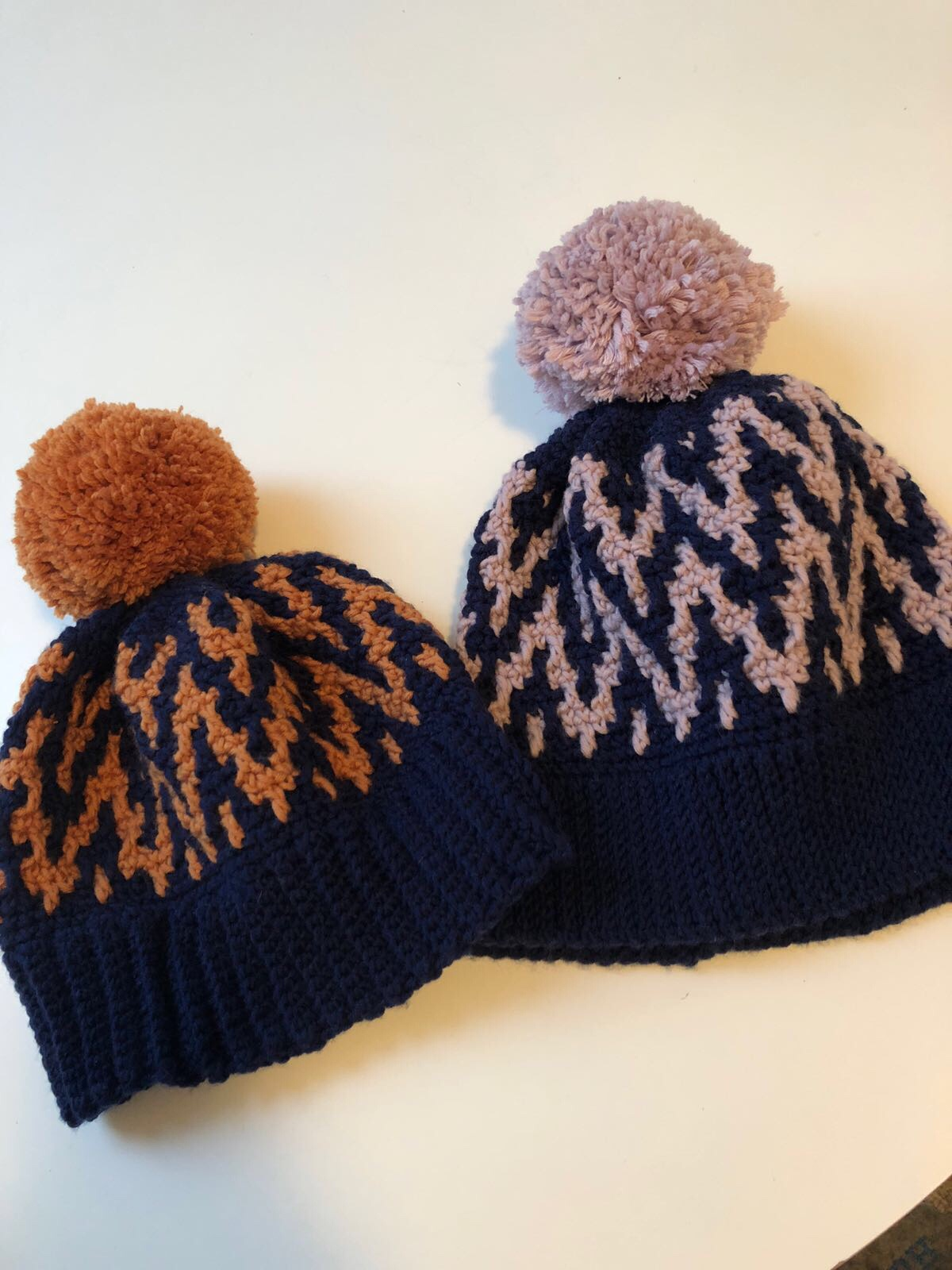 8f18387fea105 I thought it would be a good idea to show you some of the hats made by  followers, friends and fellow crocheters. It is a great honor that they  chose my ...