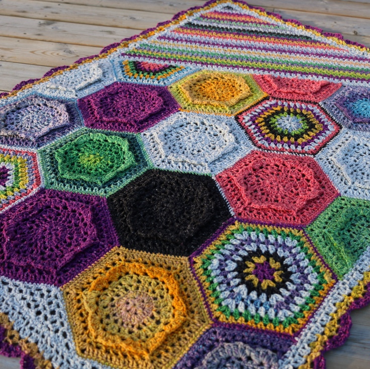 The Dutch Rose Blanket By Cypress Textiles Martin Up North