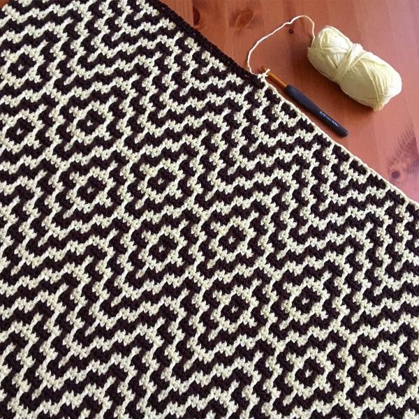 mosaic crochet – Martin Up North
